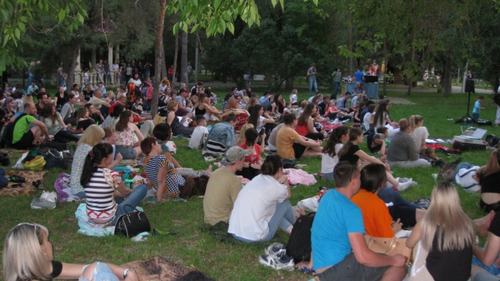 «Мы любим держать интригу»: волгоградцев зовут на романтичный киночетверг в Комсомольском саду