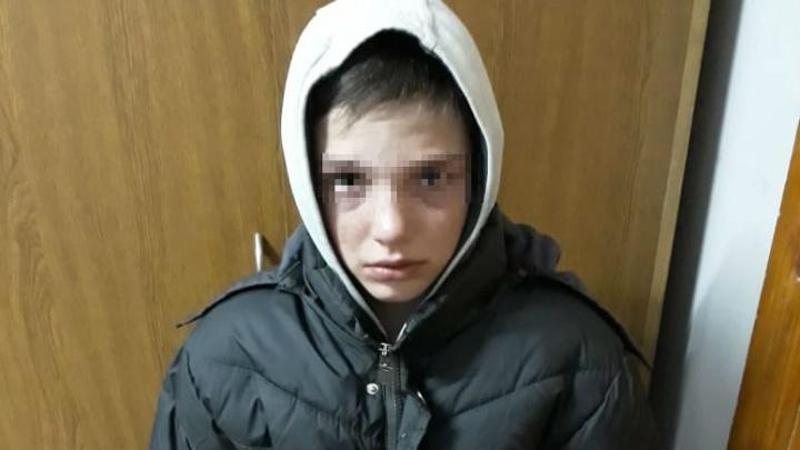 Найден школьник, пропавший в Таганроге в конце октября