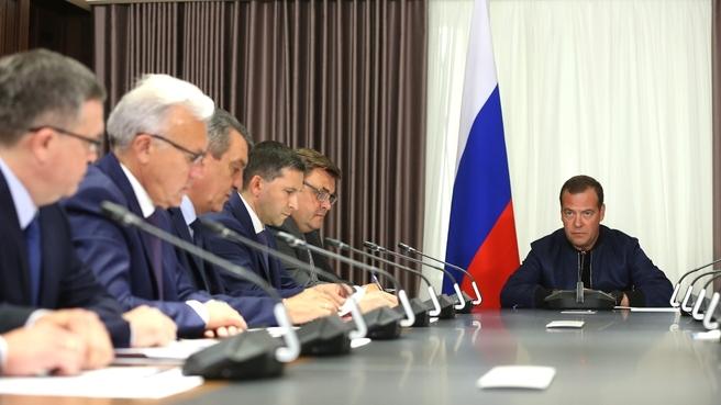 «Это дело губернатора»: Дмитрий Медведев высказался о тушении лесных пожаров в Сибири