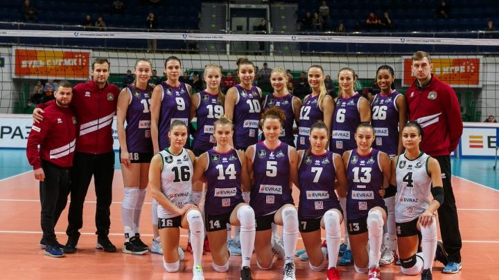 Болельщикам пришлось понервничать: волейболистки «Уралочки» одержали важную победу в Белоруссии