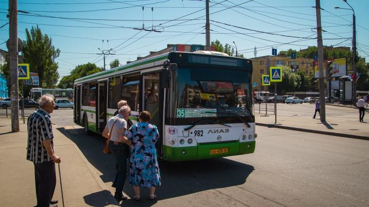 Штраф и до свидания: ростовские власти решили не церемониться с недобросовестными перевозчиками