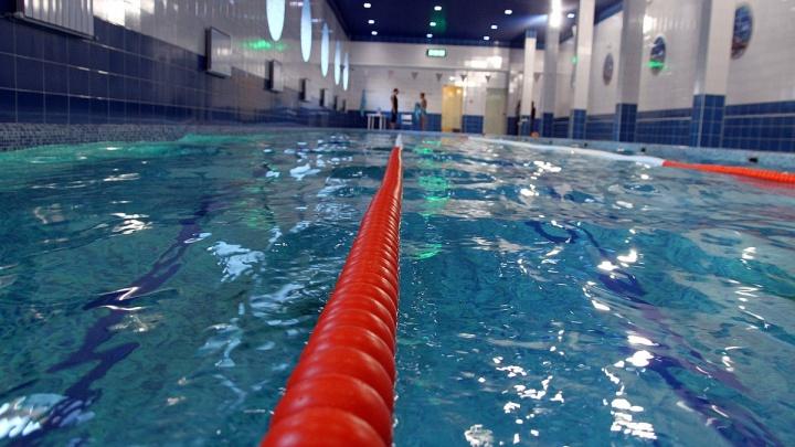В центре Екатеринбурга открылся новый 25-метровый бассейн