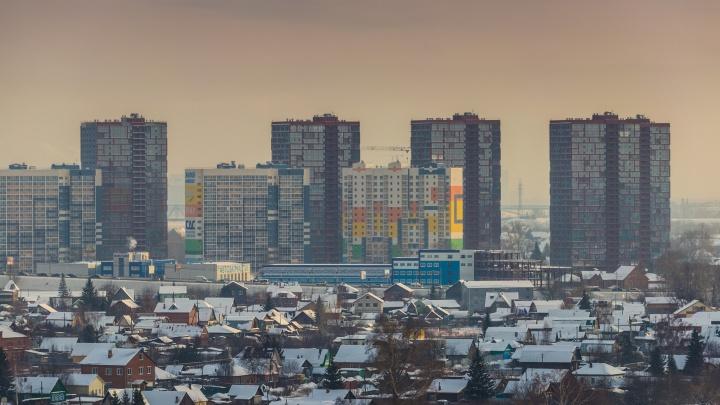 Само выросло: самые необычные и красивые новостройки Новосибирска прошлого года (обзор НГС)