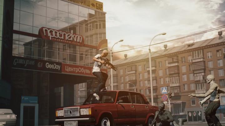 «Мясо» в центре города: вышел трейлер игры-хоррор про Челябинск