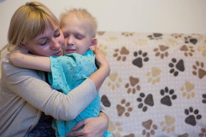Миша Ярославцев — один из пятнадцати жителей Новосибирской области с эктодермальной дисплазией