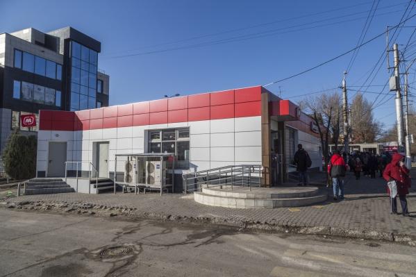 Сначала администрация Волгограда требовала просто снести магазин у трамвайного кольца