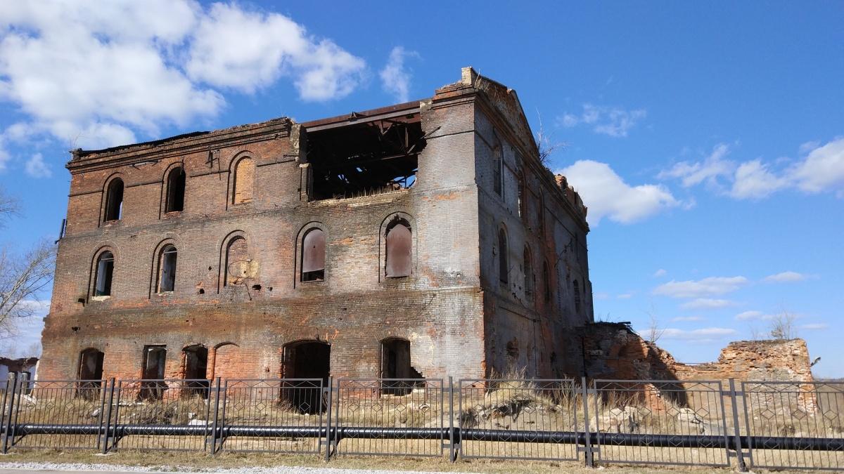 Великолепные руины