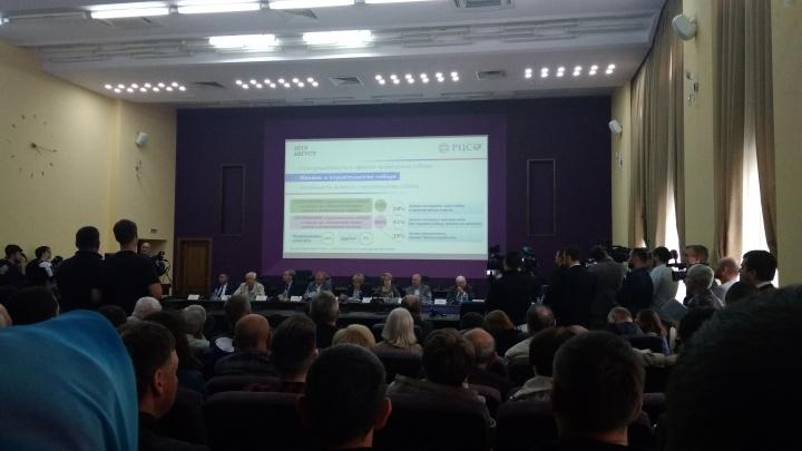 Публичные слушания на тему строительства Ильинского собора: коротко о главном