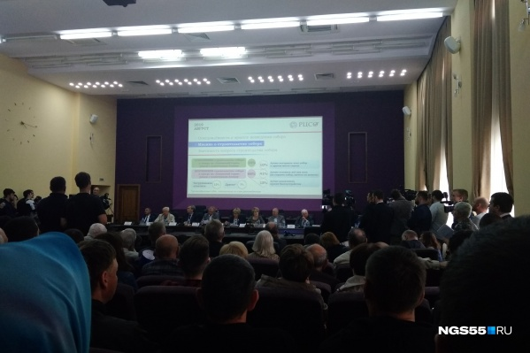 Результаты соцопроса показали, что раскола общества нет: большинство против строительства Ильинского собора