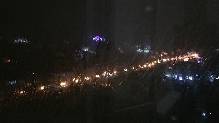 Сейчас многие новосибирцы наблюдают на своих окнах мокрые дорожки от капель дождя