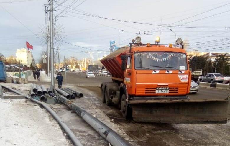 В понедельник часть Октябрьского района останется без холодной воды