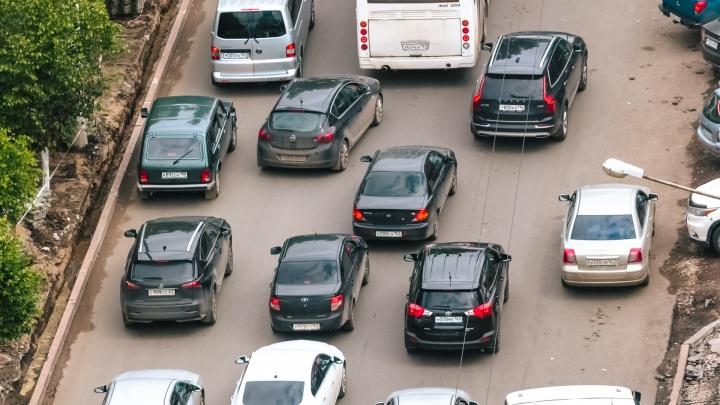 На магистрали «Центральной» обустроят шесть полос для движения и два дублера