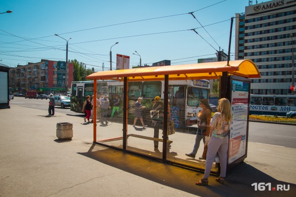 Новые остановки поставят на девяти центральных улицах
