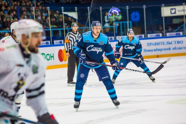 Макаров перешёл в «Сибирь» из «Югры» в прошедшем сезоне
