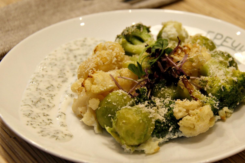 Блюдо из овощей может быть вкусным и без использования каких-то диковинных ингредиентов