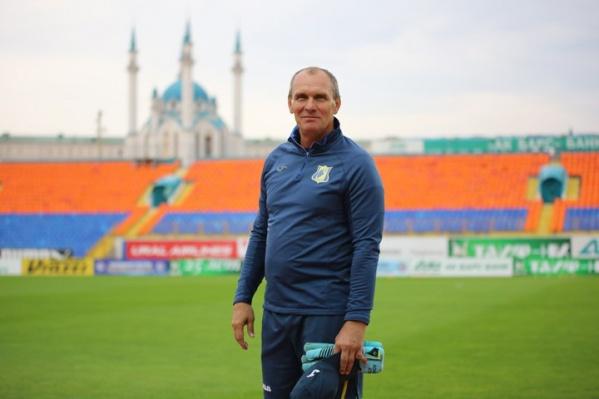 Кафанов работал в Ростове с 2015-го по 2017 год
