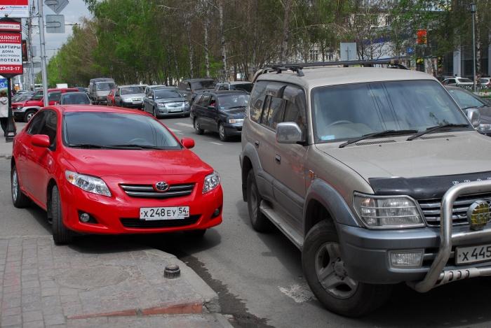 Средний возраст легковых авто в регионе увеличился до 15,4 года