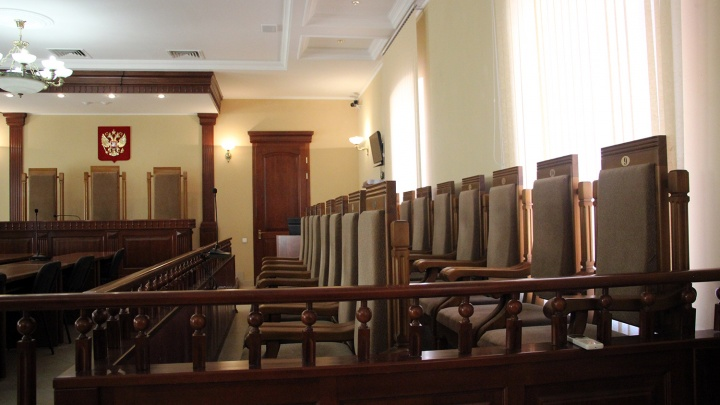 В Омске утвердили посмертное обвинение экс-судье Москаленко