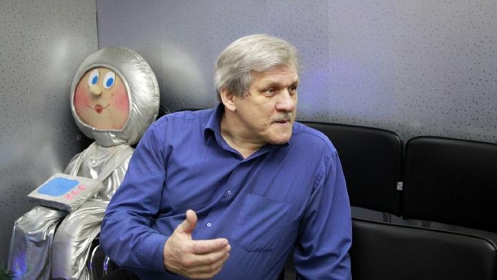 Владимир Крупко: омский планетарий будет закрыт ещё минимум восемь месяцев