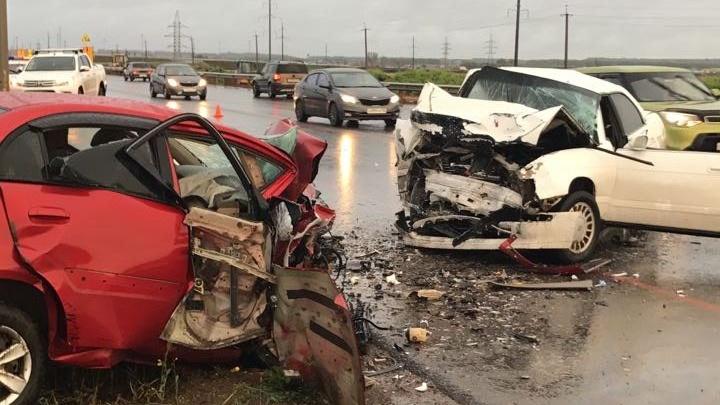В страшной аварии под Уфой погибли виновники ДТП и 29-летняя девушка