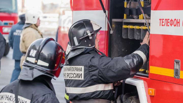 В Закамске из-за задымления эвакуировали 100 посетителей ТЦ «Рубин»