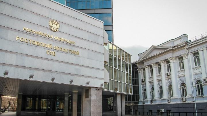 В Ростове осудили мужчину, избившего до смерти своего ребенка