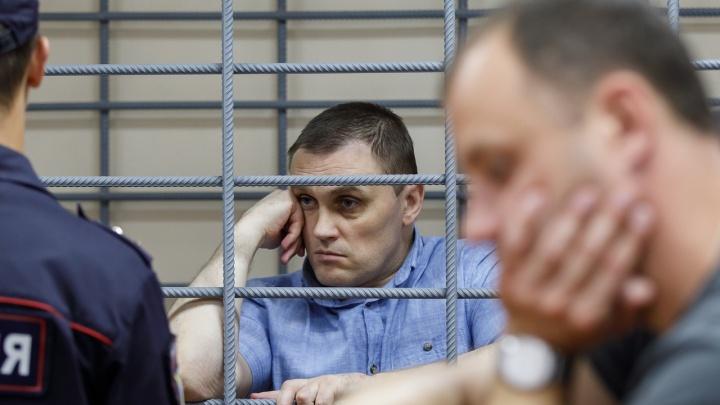 Волгоградского чемпиона Владимира Поташкина приговорили к семи годам строгого режима