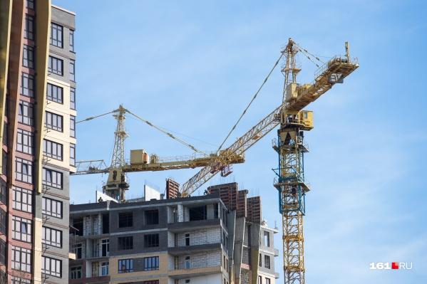Около сотни жилых домов сдадут до конца года
