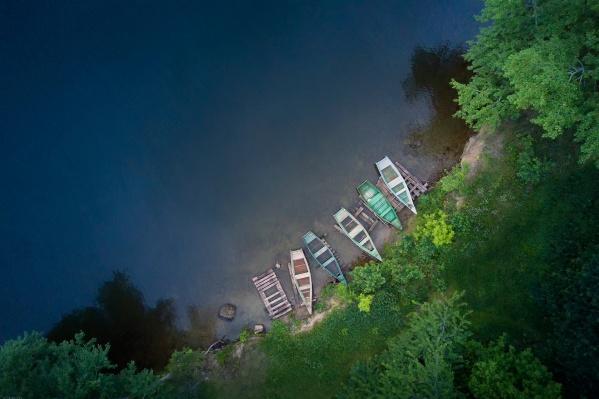 Петр Козлов любит путешествовать и снимать пейзажные фото