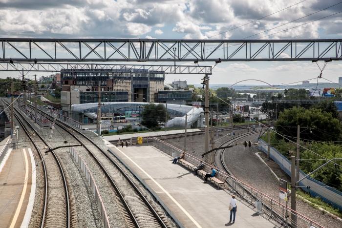 На протяжении 5 дней двое мужчин крали противоугоны с железнодорожных рельсов в Новосибирске