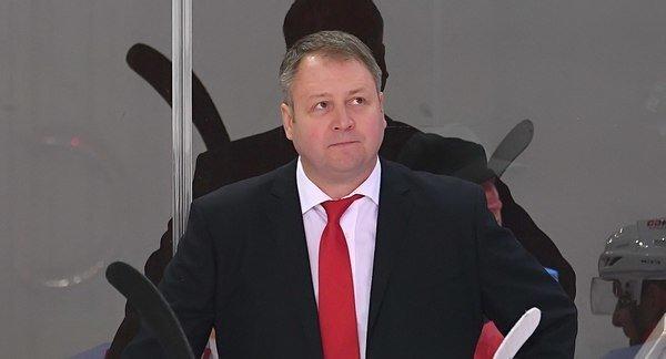 ХК «Сибирь» сменил главного тренера