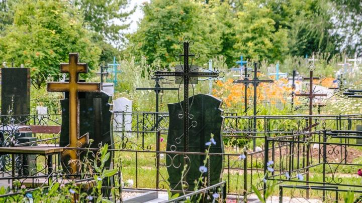 Тольяттинские власти решили выкупить кладбище, где незаконно хоронили людей