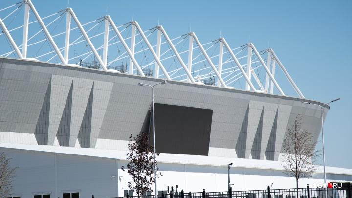 В Ростове рядом со стадионом «Ростов-Арена» хотят построить еще один ледовый дворец