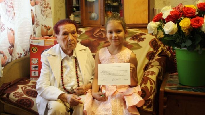 Жительница Уфы рассказала, что нужно делать, чтобы дожить до ста лет