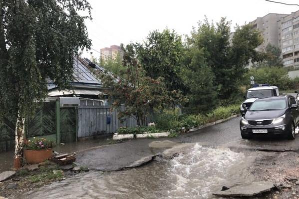 Сейчас комиссия в мэрии решает, как бороться со стихией