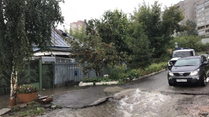 В городе готовят пункты на случай эвакуации