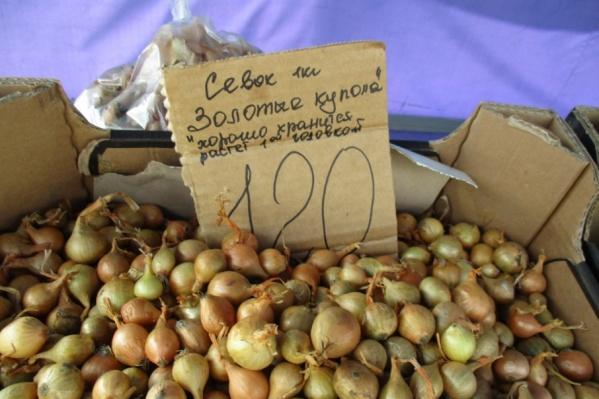 У продавцов не было документов на продажу семян