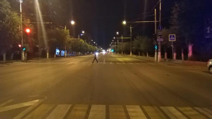 В больнице Волгограда умерла сбитая на проспекте Ленина школьница