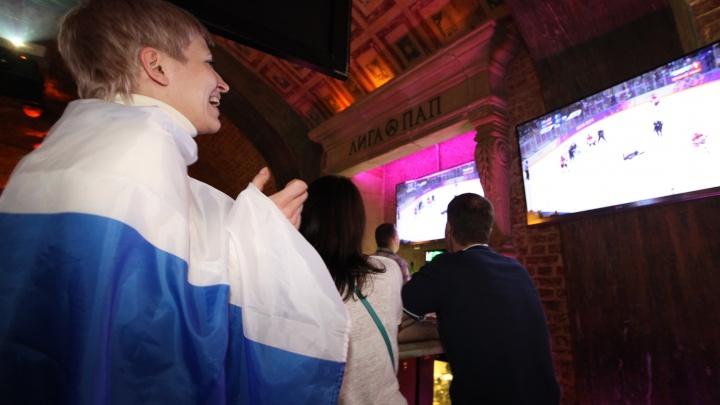 Новосибирские бары начали транслировать Олимпийские игры