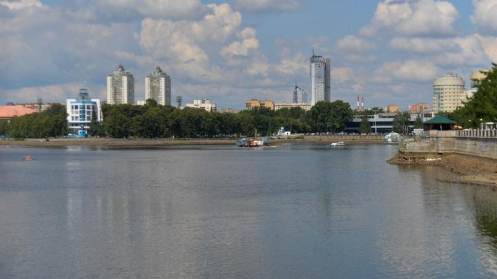 "И снова 3 сентября: противники Храма-на-воде ""обнимут"" Городской пруд"