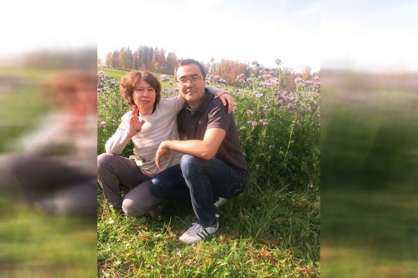 Елена и Курт Майер