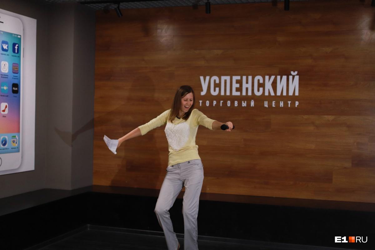 Жюри, уставшие от стихов, просили конкурсанток петь или танцевать