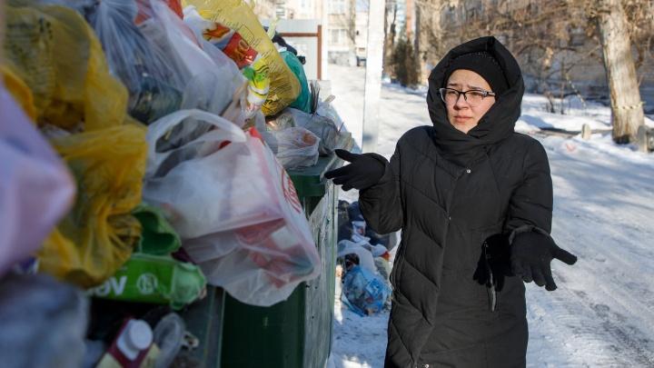 Будут уголовные дела: прокуратура требует наказаний за мусор в волгоградских дворах