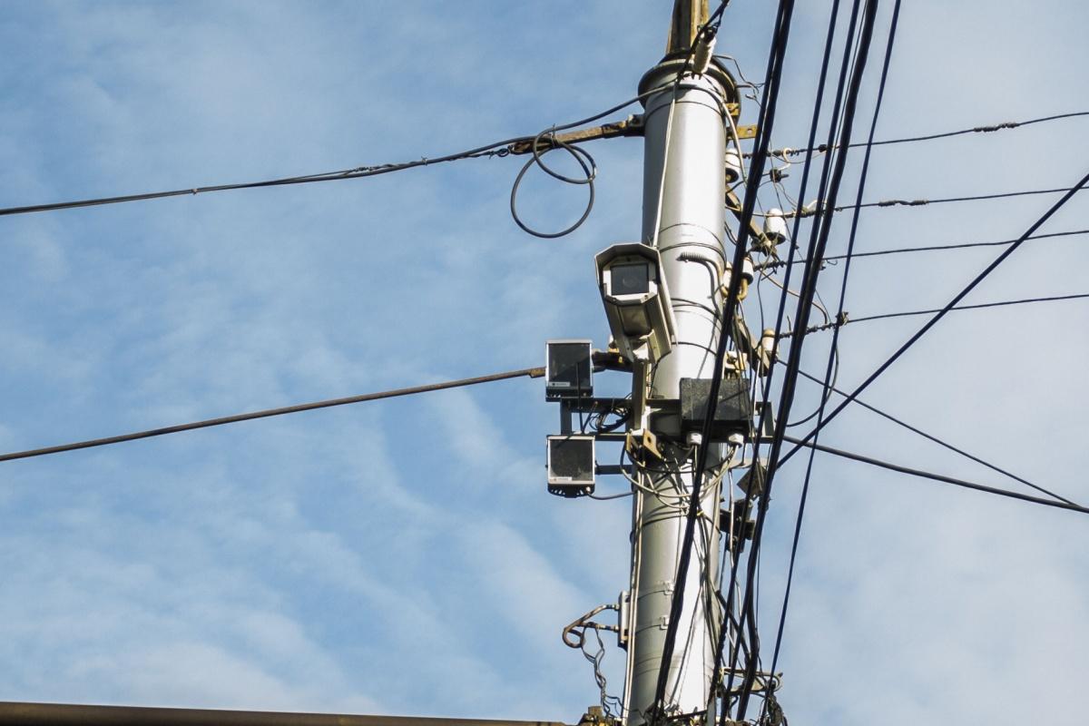 Камеры фиксации установили в рамках проекта «Безопасные и качественные дороги»