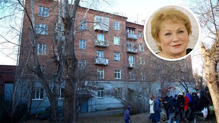 Свердловские власти заявили, что тему со сносом дома у филармонии придумали журналисты