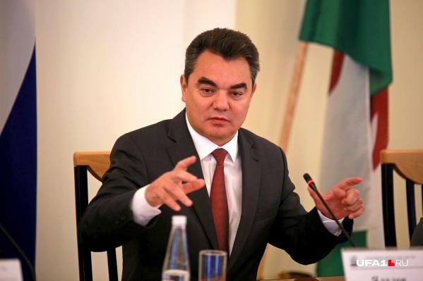 Ирек Ялалов много говорил о будущем Уфы на своём последнем совещании перед отъездом в Москву
