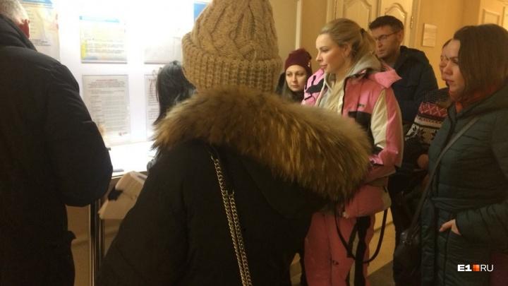 Екатеринбургские родители подали жалобы на сбои в работе сервиса по записи в школы