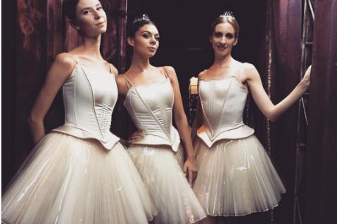 Действие балета перенесли в дореволюционную Россию
