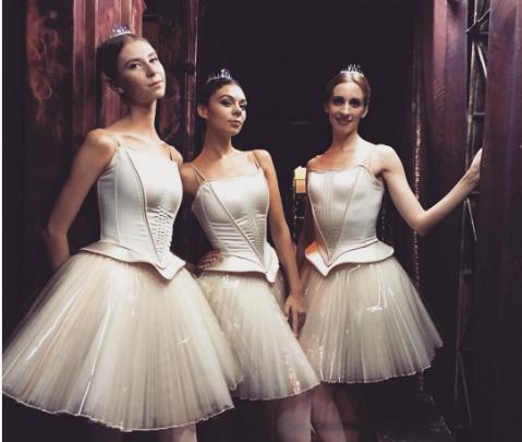 Новосибирцы встретили овациями премьеру балета «Щелкунчик»