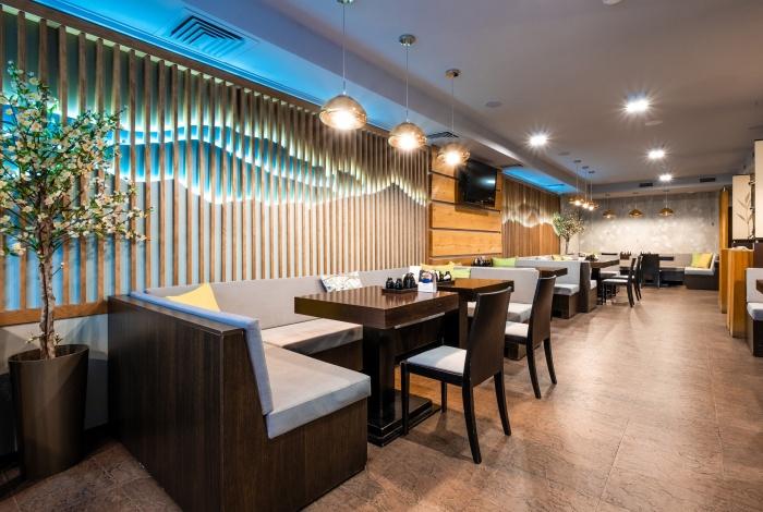 Ресторан «Васаби» теперь заведение паназиатской кухни